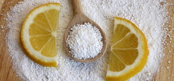 лимонная кислота в косметике Leorex